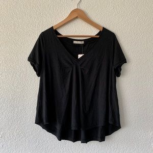 "NWT Free people ""all you need tee""."